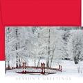 Great Papers® Winter Bridge Card Set, Set of 18