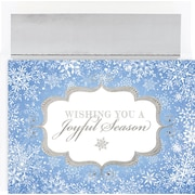 Great Papers® Holiday Cards Joyful Season , 18/Count