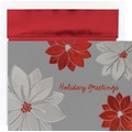 Great Papers® Holiday Poinsettias Boxed Card Set, 32/Pack
