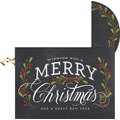 Great Papers® Chalkboard Merry Christmas Boxed Card Set, 16/Pack