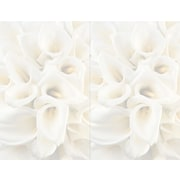 Great Papers® White Calla Lilies 2-Up Invitations and Envelopes, 16/Pack