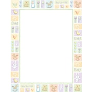 Great Papers® New Baby Letterhead, 100/Pack