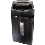 Swingline® Stack-and-Shred™ 500M, 1758577, 500 Sheets, Micro-Cut, Auto Feed Shredder, Black