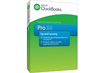 QuickBooks Pro 2015 for Windows (1 User) [Boxed]