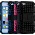 Ebee Defender Case with Stand for Iphone 5 & 5S + Screen Protector