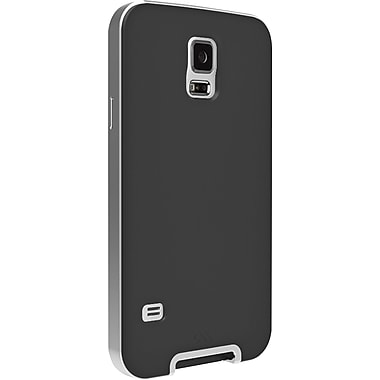 Casemate CM030960 Slim Tough Case for Samsung Galaxy S5, Black/Silver
