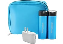 ReadyCharge 2600 2 pack bundle,Assorted Colors