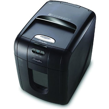 Swingline™ Stack and Shred Auto-Feed 100-Sheet Micro Cut Professional Shredder (100M Model)