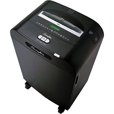 Swingline® Departmental Non-Stop Jam-Free Cross-Cut 18 Sheet Professional Shredder (DX18-13 Model)