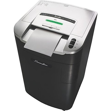 Swingline® Large Office Non-Stop Jam-Free Strip-Cut 32 Sheets Commercial Shredder (LS32-30 Model)