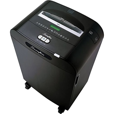 Swingline® Departmental Non-Stop Jam-Free Cross-Cut 20 Sheet Professional Shredder (DX20-19 Model)