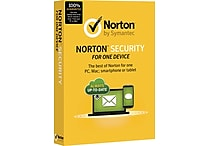 Norton Security 1 Device (1 User) [Product Key Card]