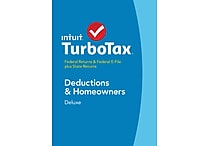 TurboTax Deluxe + State 2014 for Mac [Download]