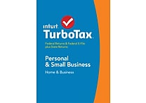 TurboTax Home & Business 2014 for Windows [Download]
