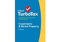 TurboTax Premier 2014 for Windows [Download]