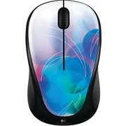 Logitech M317 Wireless Mouse, Assorted Colors