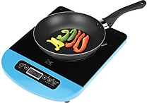 Kalorik Induction Cooking Plates, Assorted Colors