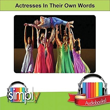 Actresses: In Their Own Words Audiobook [Download]