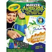 Crayola® Marker Airbrush Set