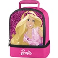Barbie Sparkle Dual Compartment Soft Lunch Box