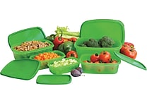 Gourmet Trends Original Always Fresh Containers, 10-Piece Set