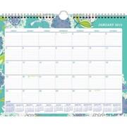 2015 Staples® Medium Monthly Wall Calendar, 14 7/8 x 11 7/8