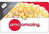 AMC Theatres® Gift Cards, $25 (Email Delivery)