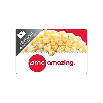 $30 AMC Theatres Gift Card
