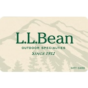 L.L. Bean Gift Cards