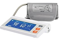 Vitagoods Talking Blood Pressure Monitors, White