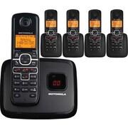 Motorola 5-Handset 6.0 Cordless Phone