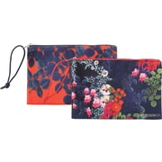 "Cynthia Rowley ""Holds Everything"" Pouch, Assorted Floral (26963)"