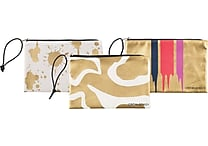 Cynthia Rowley 'Holds Everything' Pouch, Assorted Gold (26964)