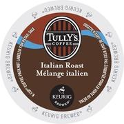 Tully's Coffee Italian Roast K-Cup Refills