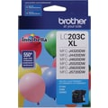 Brother LC203 Cyan Ink Cartridge (LC203CS), High Yield