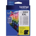 Brother LC205 Yellow Ink Cartridge (LC205Y), Super High Yield