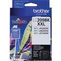 Brother LC209 Black Ink Cartridge (LC209BKS), Super High Yield