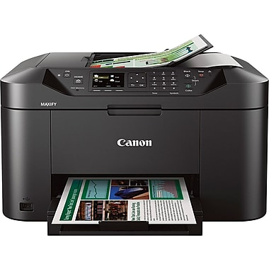 Canon MAXIFY MB2020 Color Wireless Home Office All-In-One Inkjet Printer, New