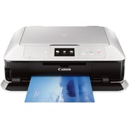 Canon PIXMA MG7520 Wireless Inkjet Photo All-In-One Printer, White