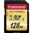 Transcend 128GB SDXC10 UHS3 Card 4K