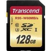 Transcend 128GB SDXC10 UHS3 Card 4K