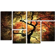 Philippe Sainte-Laudy 'Japanese' Gallery-Wrapped Canvas Art, 6-Panel Art Set