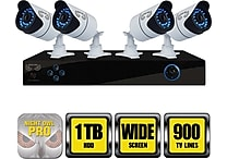 Night Owl 8 Channel Camera Kit