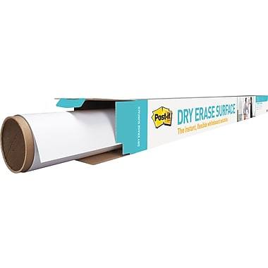 Post-it®, 4' x 3', Film Dry-Erase Surface (DEF4X3)
