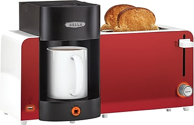 Deals on BELLA Toast and Brew Breakfast Station BLA14023