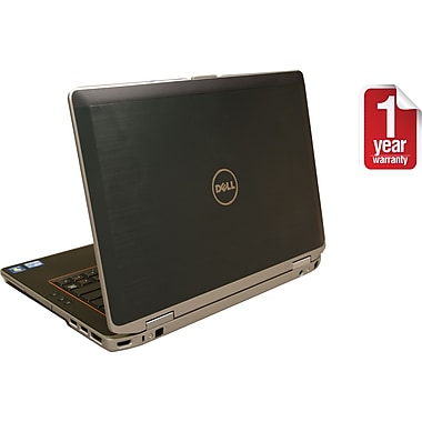 Refurbished Dell E6420 (Webcam), 250GB Hard Drive, 4GB Memory, Intel Core i5, Win 7 Pro