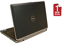 Refurbished Dell E6420, 320GB Hard Drive, 4GB Memory, Intel Core i5, Win 7 Pro