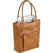 Solo Executive Laptop Bucket Tote, Tan (VTA810-1)