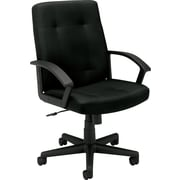 basyx by HON HVL602 Executive Chair,  Black