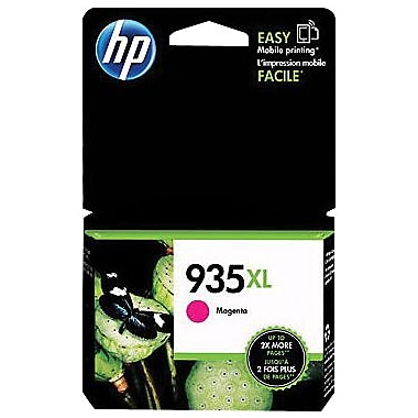HP 935XL Magenta High Yield Original Ink Cartridge (C2P25AN)